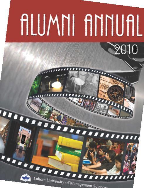 Alumni Annual 2010