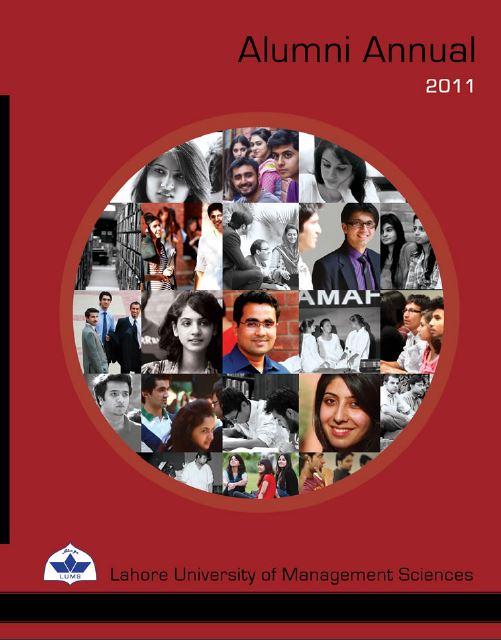 Alumni Annual 2011