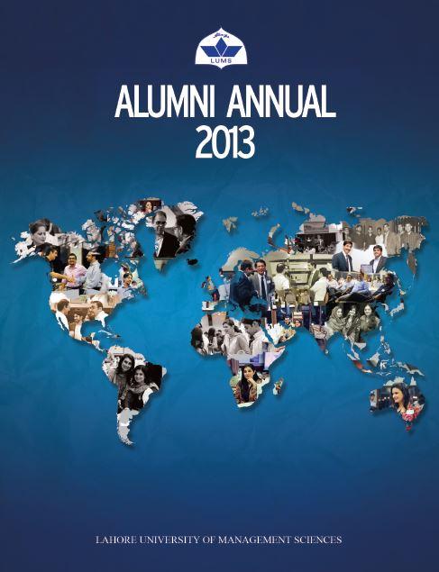 Alumni Annual 2013