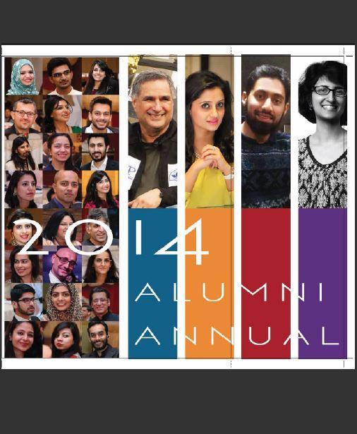 Alumni Annual 2014
