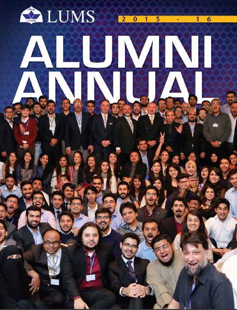 Alumni Annual 2015-16