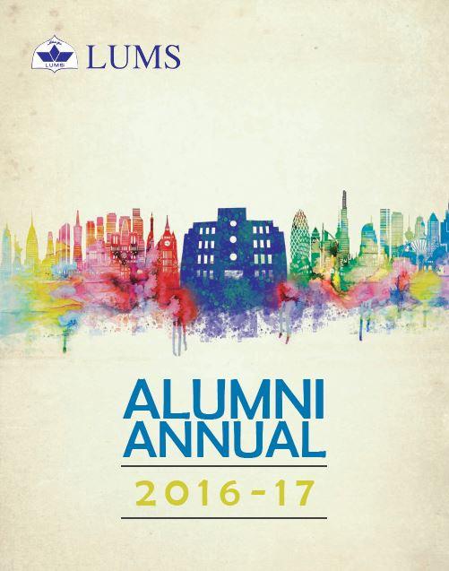 Alumni Annual 2016-17