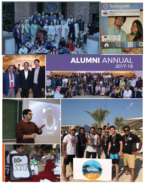 Alumni Annual 2017-18