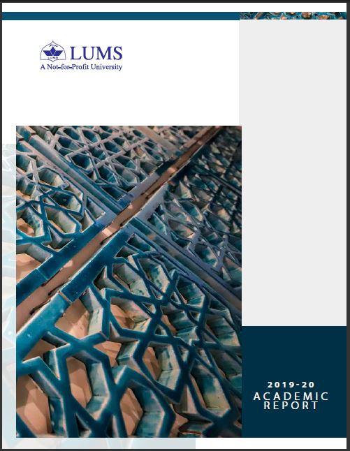 Academic Report 2019-20