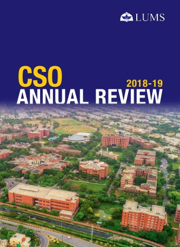CSO Annual Review 2018-19