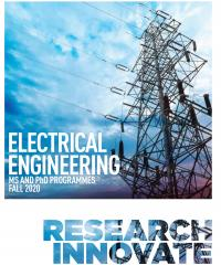 MS & PhD                Electrical Engineering
