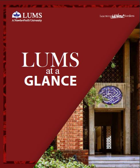 LUMS at a Glance 2020-21