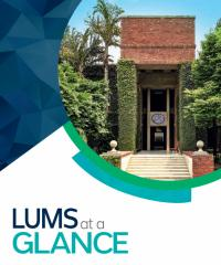 LUMS at a Glance