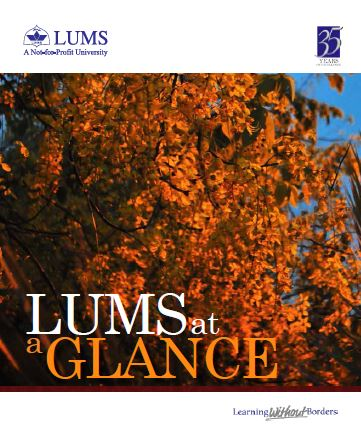 LUMS at a Glance 2021-22