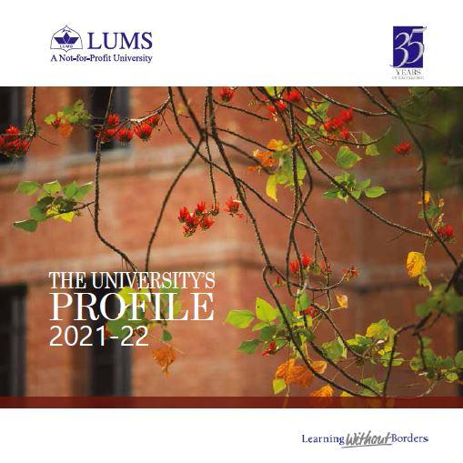 Profile Book 2021-22