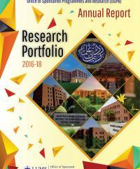 Reserach Report 2016-2018