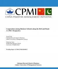 CPEC COOP Research