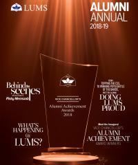 Alumni Annual 2018-19